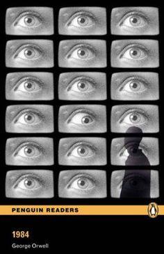1984 - Nineteen Eighty-Four ebook by George Orwell - Rakuten Kobo George Orwell, Hamilton, Penguin Readers, Penguin Books, Winston Smith, Dystopian Society, Nineteen Eighty Four, Kino Film, Cover Art