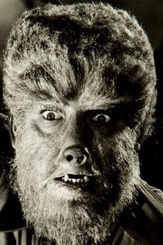 The Wolf Man - Lon Chaney Jr.