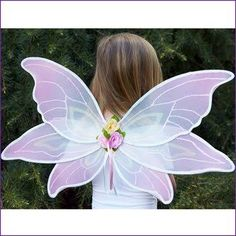 Aquamarine Jewel Fairy Wings by Travis Dress Up By Design