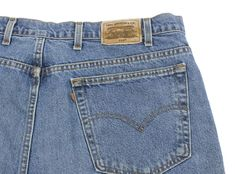 Levis Jeans 540 Relaxed Fit Mens 43 30 Size Blue Denim Tab Strauss Levi's Men Sz #Levis #Relaxed