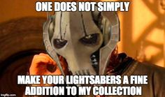 738cf5e83821b98d9c928ea951c2ecac star wars general grievous memes google search star wars