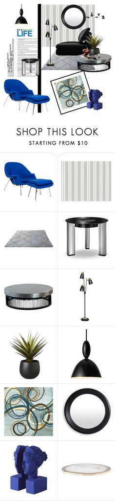 """A Beautiful Life"" by ultracake ❤ liked on Polyvore featuring interior, interiors, interior design, home, home decor, interior decorating, Dot & Bo, CB2, Muuto and Jení"