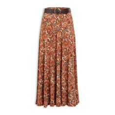 Orange Pleated Skirt Pleated Skirt, Sequin Skirt, Summer Skirts, Wardrobe Ideas, Fashion Online, Orange, Denim, Lady, Stuff To Buy