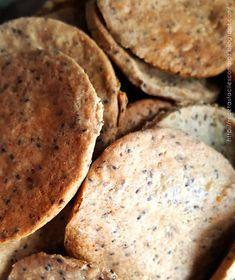 Gluten Free Cakes, Vegan Gluten Free, Gluten Free Recipes, Healthy Crackers, Healthy Snacks, Raw Food Recipes, Veggie Recipes, Snacks Saludables, Good Food