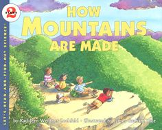 How Mountains Are Made By Kathleen Weidner Zoehfeld/Publisher: HarperCollins Children's Books  /Age: 5-9  /ISBN13:9780064451284/Cover Type :Paperback/Retail Price HK$ 60.00/BookLodge Price:US$5.40/HK$42.00/A mountain might be thousands of feet high, but it can still grow taller or shorter each year./Available at www.BookLodge.com - Lowest Priced English and Chinese Online Bookstore for Children and Parents Worldwide!