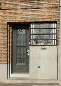 Art Deco Door, Black Art, 1920s, Writer, Doors, Cool Stuff, Architecture, Outdoor Decor, Photos