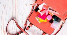 8 coisas que toda mulher deve ter na bolsa para imprevistos. Faça o check-list