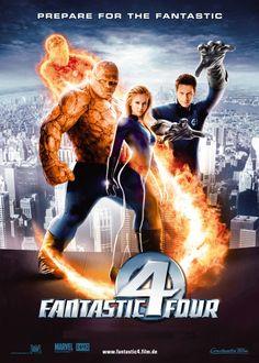 Quarteto Fantástico (Fantastic Four), 2005.