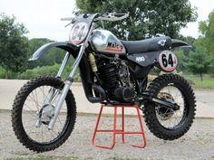 (1983) Maico 490 Motocross Bike