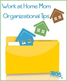 Getting organized is the key to making your life as a work at home mom efficient and, relatively, stress free. If you can get and stay organized, your business and your home life will flourish. Without taking some simple organizational steps you'll be swamped with work and overwhelmed with laundry in no time. One of […]