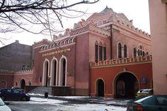 Košice synagogue