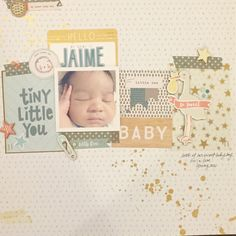 Hello+my+name+is+Jaime - Crate Paper - Little You Collection