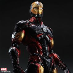 Store | SQUARE ENIX Europe - Marvel Universe VARIANT PLAY ARTS KAI - Iron Man