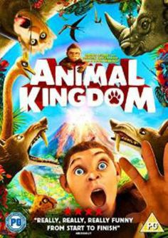 Animal Kingdom: Let's Go Ape DVD giveaway - Over 40 and a Mum to OneOver 40 and a Mum to One