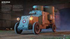 3D-иллюстрация Собственный проект Моделирование и визуализация: Виталий Войнов Armored Vehicles, Armored Car, Car Parts, Tractors, Community, Artists, 3d, Artwork, Projects