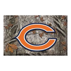 Chicago Bears NFL Scraper Doormat (19x30)