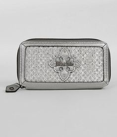d43422a50acf Miss Me Cross Wallet - Women s Accessories in Silver