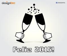 Arte de Ano Novo - 2015