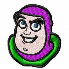 Buzz Lightyear embroidery design by SewAmykins on Etsy, $4.00