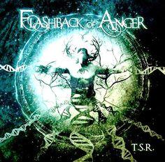 FLASHBACK OF ANGER cover