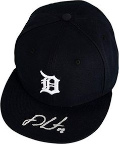 J.D. Martinez Detroit Tigers Autographed New Era Cap - Fanatics Authentic Certified - Autographed Hats  100% Certified Authentic and Backed by our Sports Memorabilia Authenticity Guarantee  Comes with a Certificate of Authenticity from Major League Baseball Authentication and Fanatics Authentic  Category; Autographed Hats  Makes a Great Gift!
