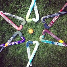 Field hockey!