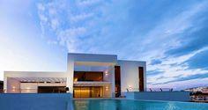"""Casa """"La Perla Del Mediterráneo"""" / Carlos Gilardi, Alicante, España"""