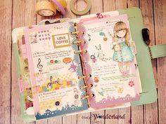 Planner Ideas and Accesories ❤ Lucy-Wonderland: Week planner 98# - 99# - 100#