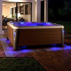 240 Hot Tubs Ideas Backyard Backyard Patio Backyard Landscaping