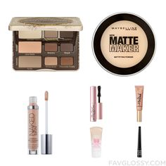 Beauty Recipe Featuring Too Faced Cosmetics Eyeshadow Maybelline Urban Decay Concealer And Too Faced Cosmetics From August 2015 #beauty #makeup