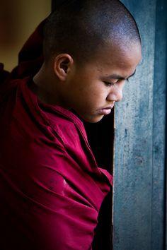 Monk Novice | Myanmar