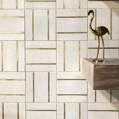 Crushing over this terrazzo and brass tile from our Basel collection #tabarkastudio #tile #pattern #interiordesign #designer #wall #floor…