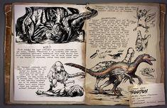 ARK Survival Evolved: Troodon