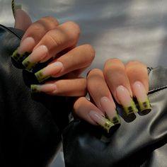Cute Nails, Pretty Nails, Acylic Nails, Minimalist Nails, Nail Inspo, Swag Nails, Eye Makeup, Health And Beauty, Nail Art