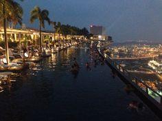 Singapore. Marina Bay
