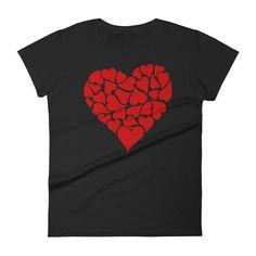 08dc97035 108 Best Valentine Day T-Shirt images   Get happy, Happy valentines ...