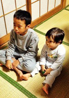 テレビに夢中  2012.11.01