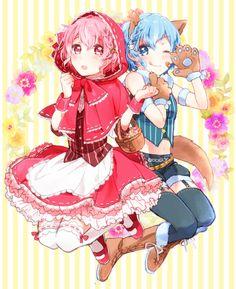 Ram and Rem Chibi, Kawaii Cute, Anime Songs, Chibi Girl, Anime Characters, Ram And Rem, Anime Sisters