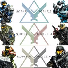 Team Noble Halo Reach Emile, Halo Sword, Unsc Halo, Halo Quotes, Halo Game, Halo 5, Halo Spartan, Halo Series, Halo Master Chief