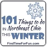 101 Things to do in Northeast Ohio this Winter
