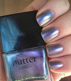 Butter London Knackered #IGIGI #IGIGIBeauty #Beauty