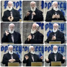 Bill Schnoebelen Masonic Hand Sign Collage