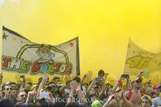 Fotos de los fans de Rossi en Mugello 2015 | Motociclismo.es