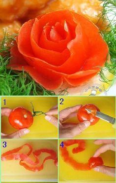 funny food - creative food prepared for young and old - Torten, Kuchen, Kalte Platten dekorieren -