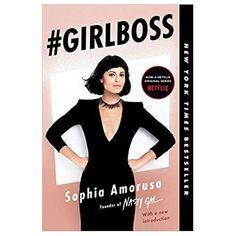 T I A Z Z A : Sophia Amoruso: a nasty girl boss inspiration Rachel Hollis, Bridget Jones, Lena Dunham, Every Girl, Every Woman, Saris, Good Books, Books To Read, Amazing Books