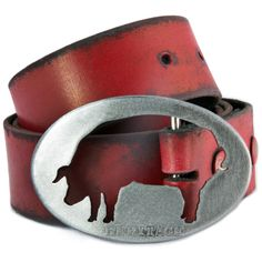 Butcher and Baker Heritage Breeds Cut-Out Belt Buckle | Butcher and Baker