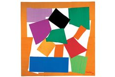 Matisse's Vivid Cut-Outs: Now in London, Soon New York - WSJ