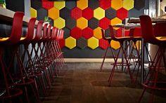 Decofilia Blog | Ideas para decorar con hexágonos