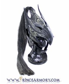 Artorias Helmet Custom leather fantasy helm inspired by Artorias of Dark Souls Part of a leather armor full suit inspired by Artorias from Dark Souls. The reference material I had to work with was ...