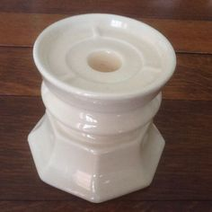 US $6.75 +6 Pre-owned in Home & Garden, Home Décor, Candle Holders & Accessories
